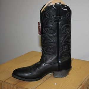 Women's Ariat Boots- Heritage Western R-Toe